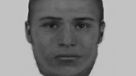E-fit of the suspect