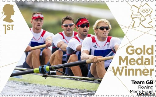 British rowing team