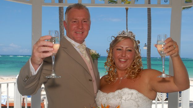 Terry and Keeley Ford