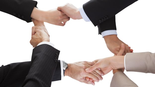 generic handshake