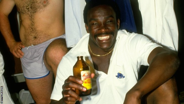 Former England bowler Gladstone Small
