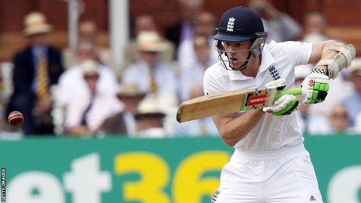 England batsman Sam Robson