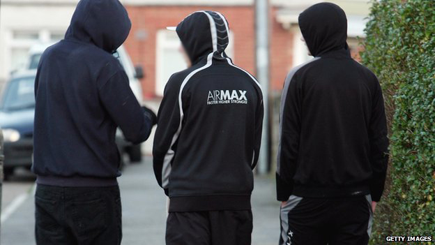 Gang sex crimes 'similar to war zone'