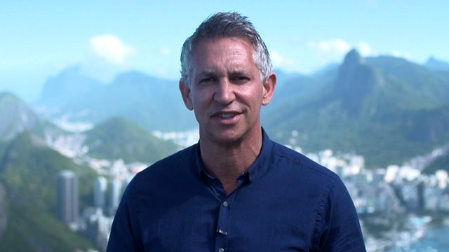 Gary Lineker previews the first game in Group B at the 2014 Fifa World Cup as Spain play Netherlands