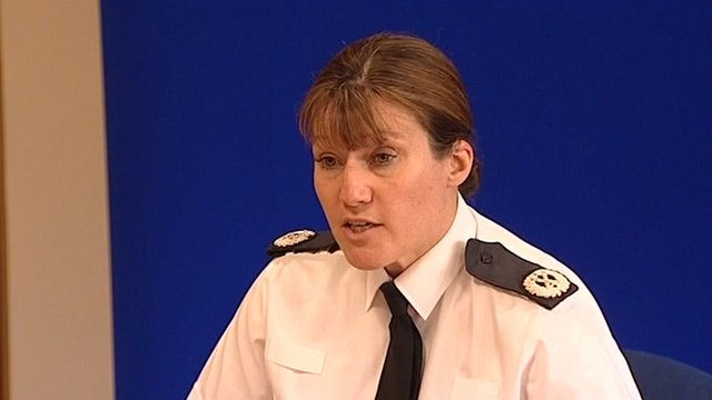 Northumbria Police assistant chief constable Jo Farrell