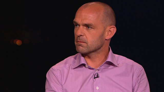 Match of the Day pundit Danny Murphy