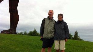 Jim and Anne Callaghan