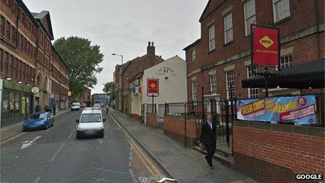 Carver Street, Sheffield