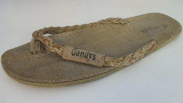 Original Gandys flip flop