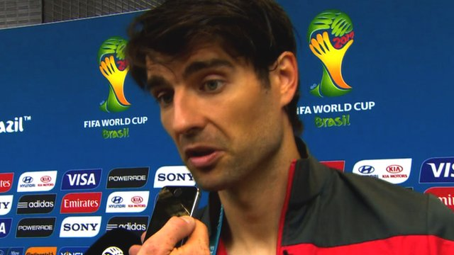 World Cup 2014: Vedran Corluka calls Brazil v Croatia referee 'embarrassing'