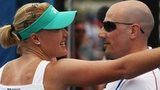 Elena Baltacha and Nino Severino