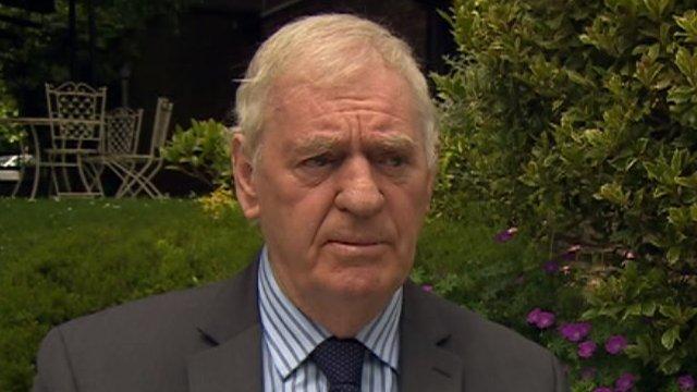 Former Southampton boss Lawrie McMenemy