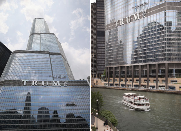 Gallery For > Trump Tower Sign