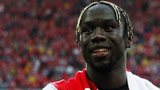 Bacary Sagna celebrates winning the 2014 FA Cup with Arsenal