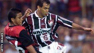 Fluminese v Flamengo