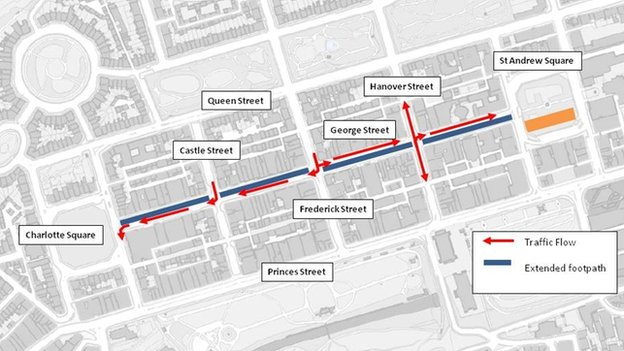 BBC - George Street to be revamped