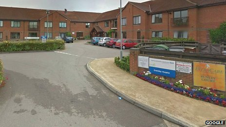 Cransley Hospice, Kettering
