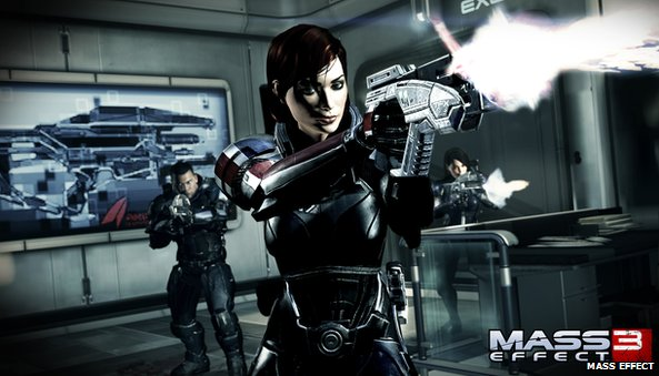 Mass Effect screen shot