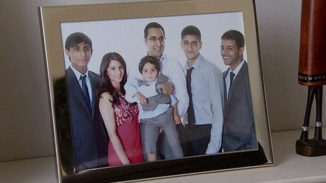 Bindi's family
