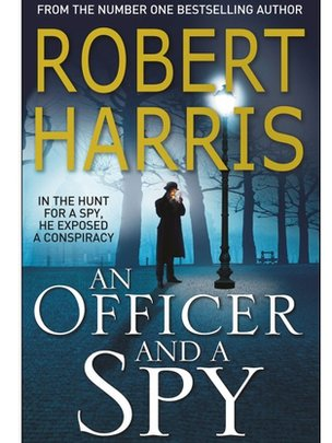 An Officer And A Spy book cover