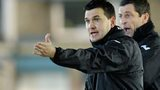 Dumbarton boss Ian Murray