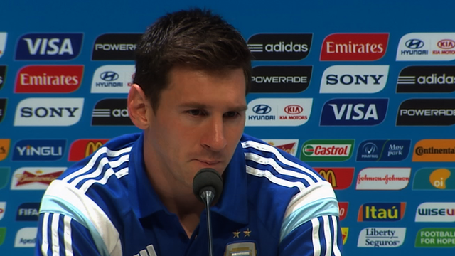 Lionel Messi targets Argentina improvements after win