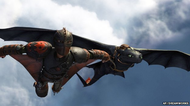 How to Train Your Dragon 2 still