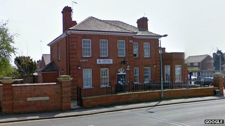 Immingham Police Station