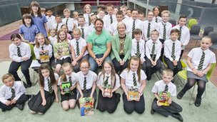 Authors Live: Steve Backshall