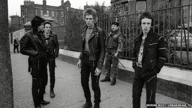The Clash in Belfast