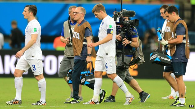 England versus Italy match