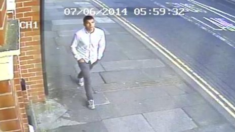 Man police want to speak to in sexual assault enquiry