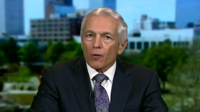 Retired General Wesley Clark