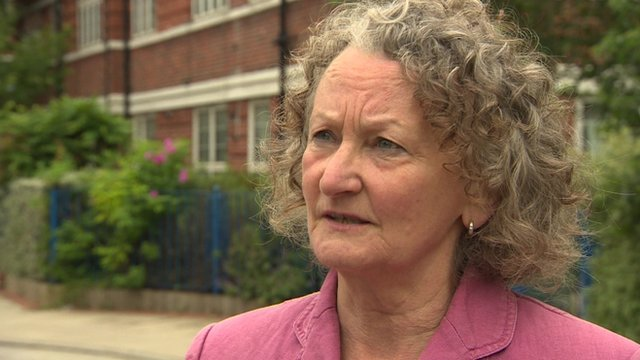 Baroness Jenny Jones