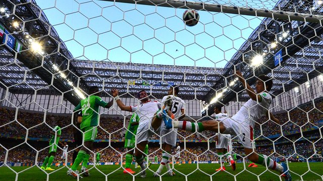 Iran and Nigeria play out a scoreless draw