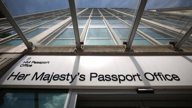 Her Majesty's Passport Office