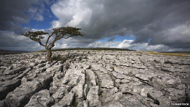 Twistelton Scars, North Yorkshire