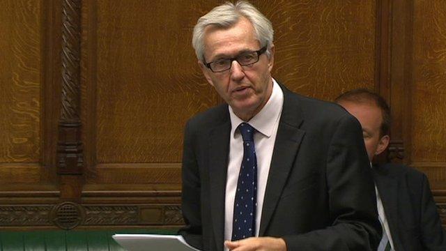 Conservative MP Nick de Bois