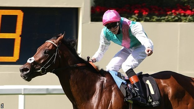 James Doyle on Kingman
