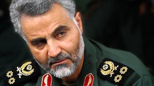 General Qasem Soleimani Iran S Rising Star Bbc News