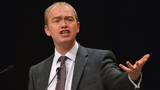 Westmoreland and Lonsdale MP Tim Farron