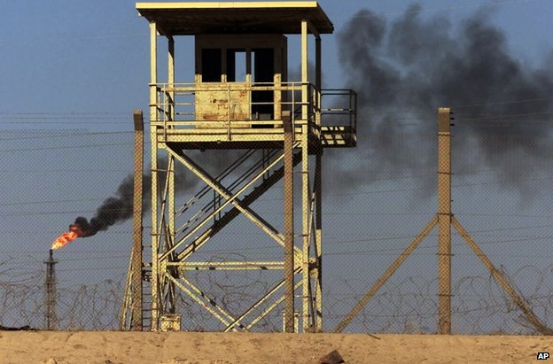 Baiji refinery (archive image)