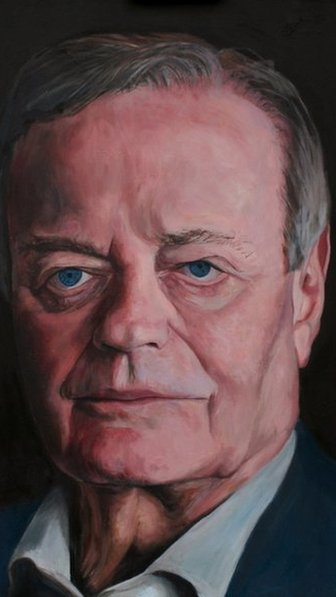 Portrait of Tony Blackburn