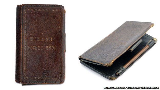 The William Burke pocket book