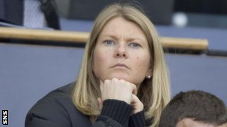 BBC Scotland Jane Lewis