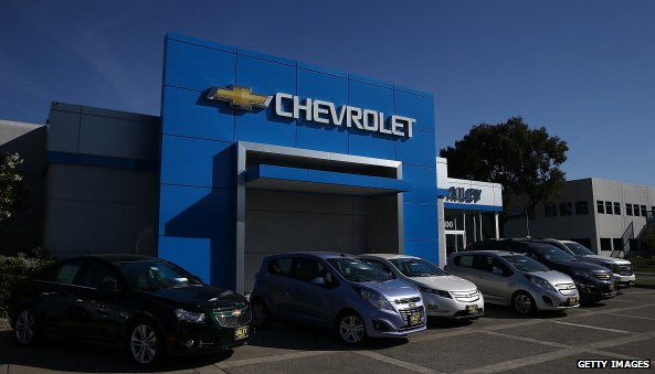 Chevrolet dealership