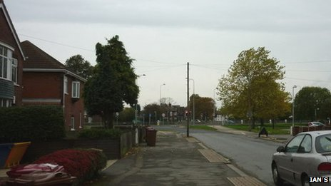 East Common Lane, Scunthorpe