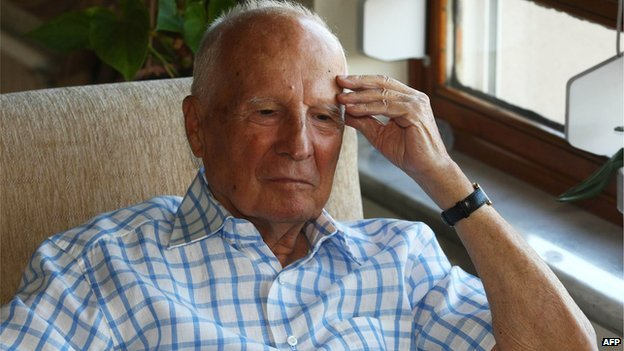Turkey's former Army Commander General Kenan Evren 4 September 2010
