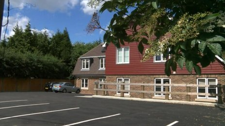 Manordene nursing home
