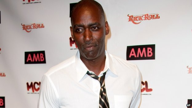 Actor Michael Jace attends WordTheatre presents Storytales at Ford Amphitheatre in Los Angeles 6 October 2012